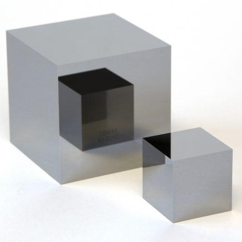 Precision Cubes